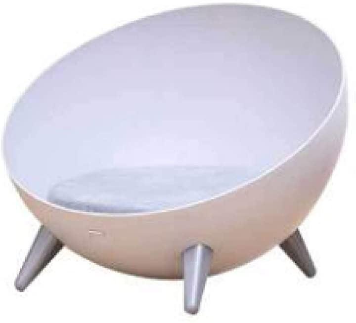 半円型 猫 犬 ベッド ソファー ペットハウス ラウンジ ペットベット 欧風 保温 防寒 ペットマット