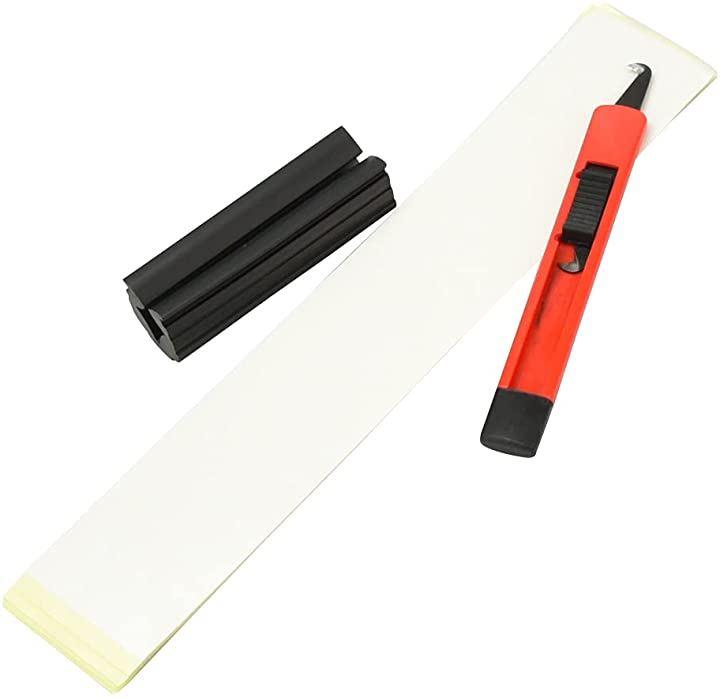 ゴルフ グリップ交換 再グリップ パター 保護 修理キット 簡単 メンテナンス ラバークランプ