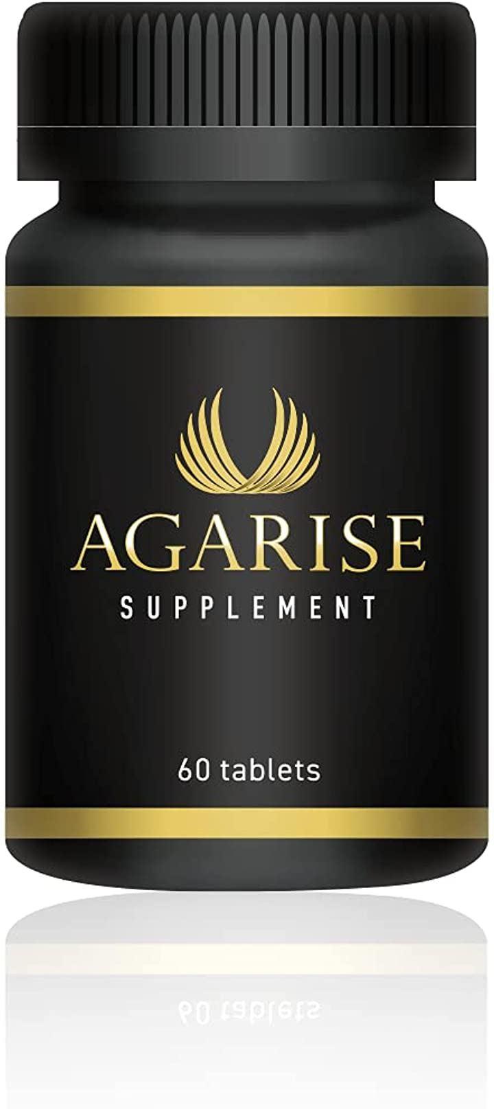 ノコギリヤシ ケラチン 特許取得成分 高配合 ヘアケア サプリ アガライズ エンドウ芽エキス 葉酸 30日分 1個(1個)